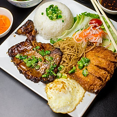 R1. Kimlee Special Rice Plate