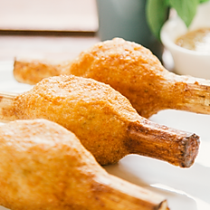 A4. Fried Shrimp Paste or Sugarcane Shrimp (2)