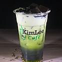 B20. Green Boba Milk Tea