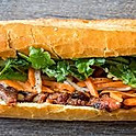 A13. Grilled Chicken Banh Mi