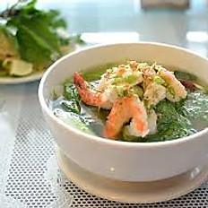 S4. Seafood Noodle Soup