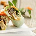 A2. Tofu Spring Rolls (2)