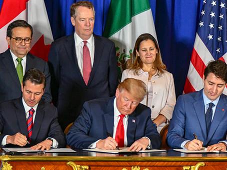 T-MEC REACTIVACIÓN ECONÓMICA EN MÉXICO