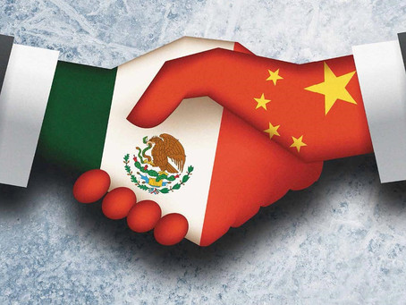 AUMENTO EN FLETE MARÍTIMO ASIA-MÉXICO EN AGOSTO 2020