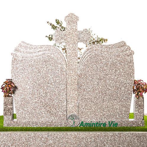 Monument funerar dublu - MGC033