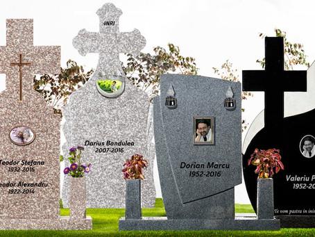 Alegerea corecta - Monumente funerare si constructii funerare