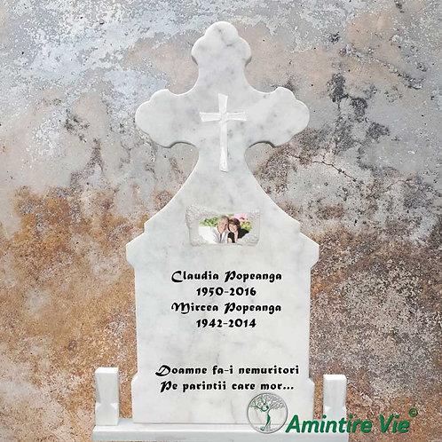 Cruce din marmura masiva