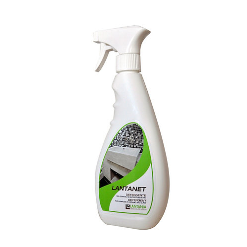 LANTANET - Detergent pentru ceramica si sticla