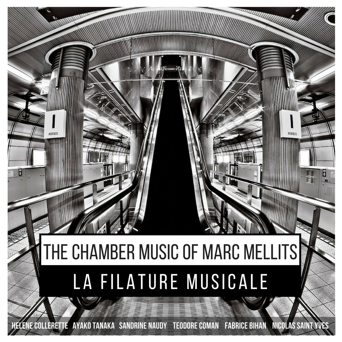 The Chamber Music of Marc Mellits