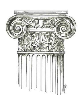 'Ionic Column'