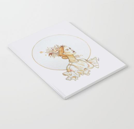 'Naturelle II/III' - Notebook
