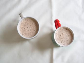 COCONUT PROTEIN COFFEE RECIPE