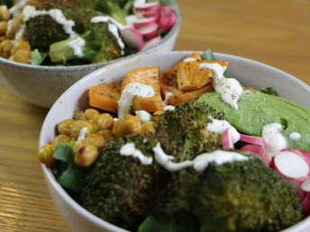PROTEIN PACKED BUDDHA BOWL [VIDEO]