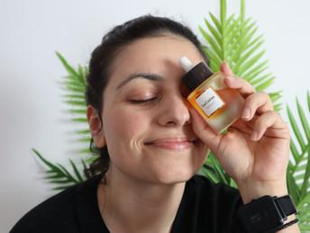 MY NIGHTTIME NATURAL SKINCARE ROUTINE   Minimal & Pure Skincare