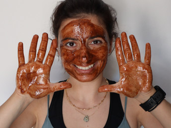 CINNAMON and HONEY FACE MASK for ACNE FREE & GLOWING SKIN