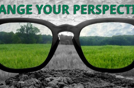 Change Your Perspective…
