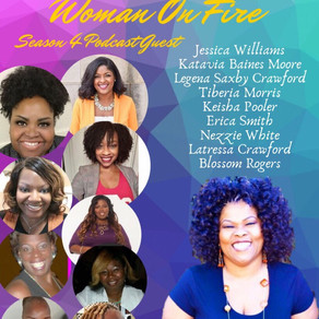 Woman On Fire Podcast Episode 2