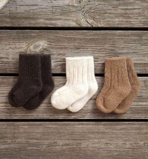 Trio de chaussettes