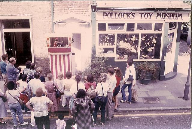 Pollock's First Show 1980.jpg