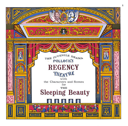 Regency Theatre with Sleeping Beauty Play