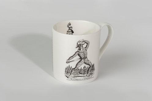 Harlequin Bone China Mug