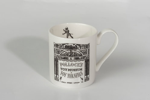 Pollock's Toy Museum Bone China Mug