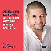 Serge Laflamme - UNEQ