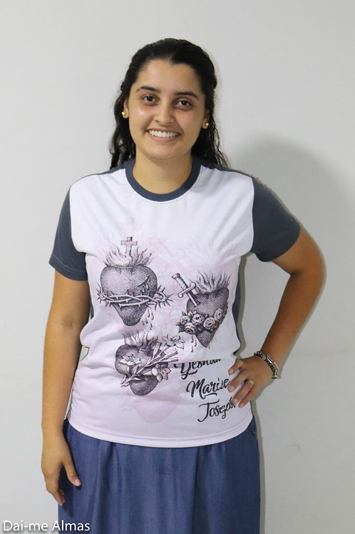 Camiseta Yeshua Mariae Joseph