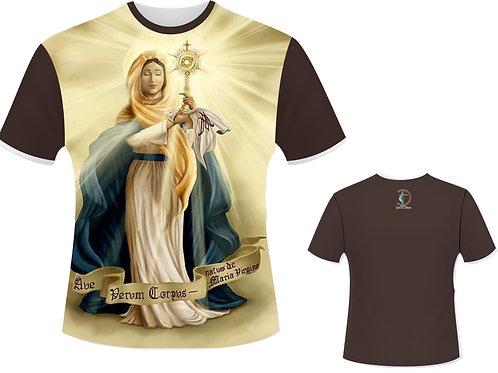 Camiseta Nossa Senhora do Santíssimo Sacramento