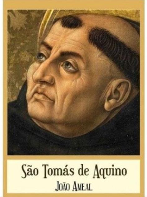 São Tomás de Aquino - Por: João Ameal