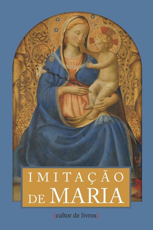 Imitação de Maria - Por: Anônimo