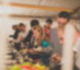 Svatby, firemn catering, litomyšl, jídlo