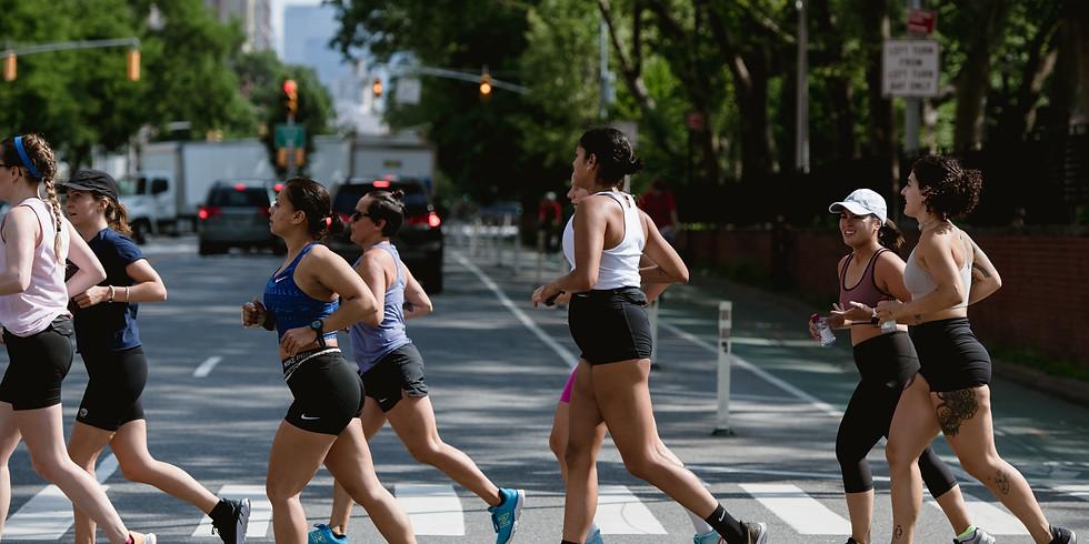 WOMEN WHO RAGE: Hill Repeats
