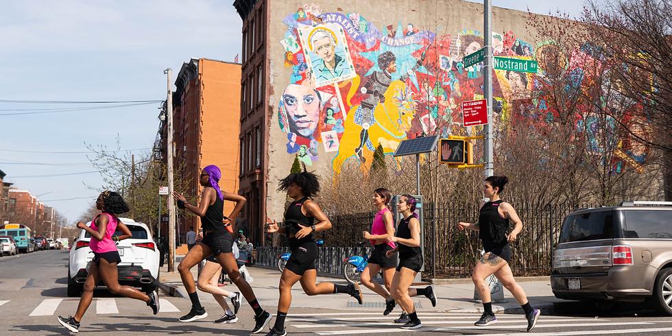 Women Who Rage: Group Run