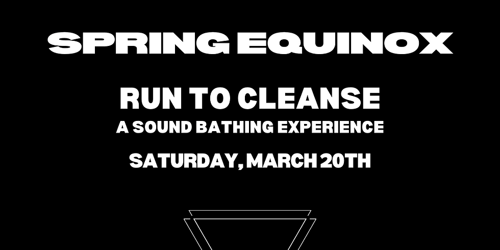 Spring Equinox: Run to Cleanse  (1)