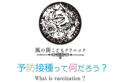 予防接種って何だろう?の資料の画像
