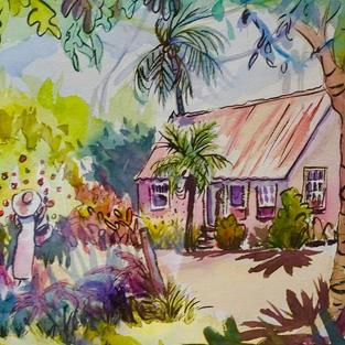 Island gardens by Judi.JPG