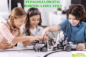 ¡Comenzamos con Robótica educativa!