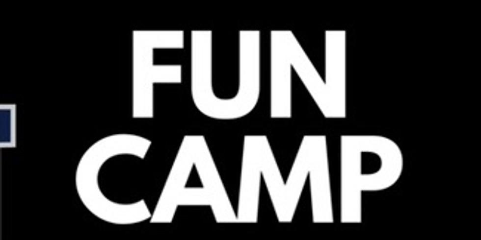 "District Sports Center's ""Fun Camp"""