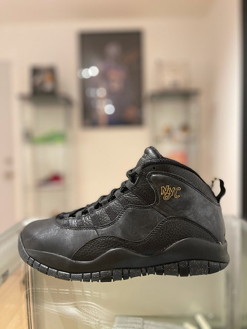 Air Jordan 10 'NYC'