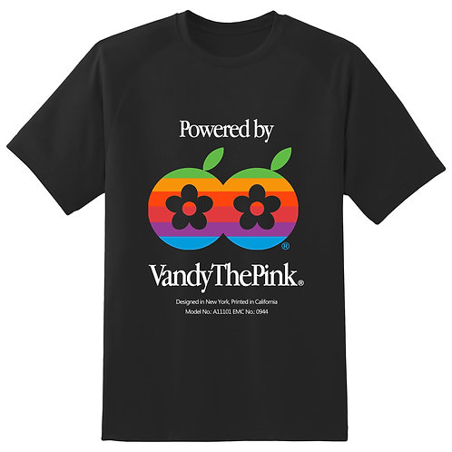 Vandy the Pink Macintosh Tee