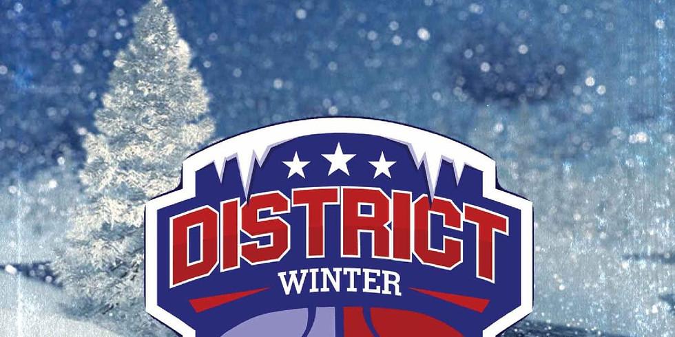 District Sports 2020 Winter League