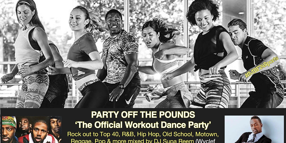 Party Off The Pounds - 'The Official Workout Dance Party'