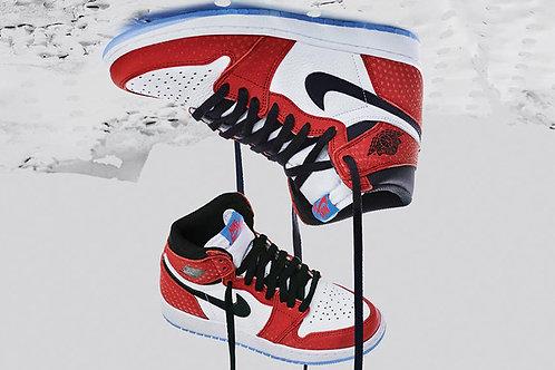 """Air Jordan 1 Origin """"SpiderMan"""" PS"""