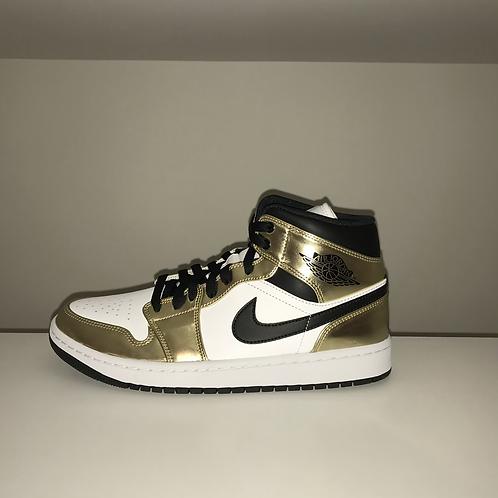 "Air Jordan 1 ""Metallic Gold"""