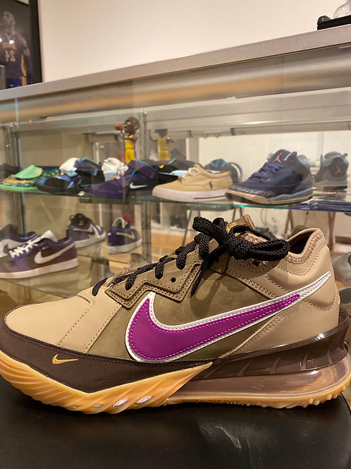 Nike LeBron 18 Low atmos Viotech