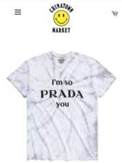 Chinatown Market 'I'm So Prada Of You'
