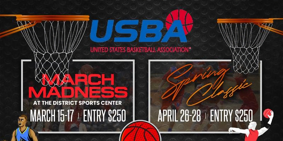 March Madness - USBA National Qualifier