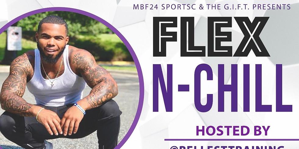 Fitness Fun Fridays: Flex-n-CHILL