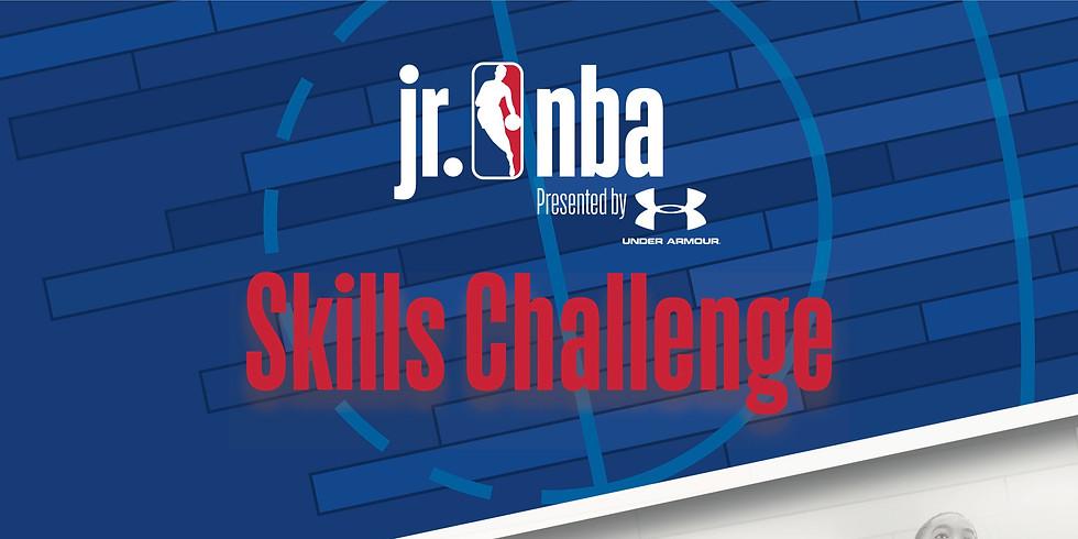 MBF24 Sports Jr.NBA Skills Challenge